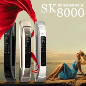 khóa vân tay nhập Mỹ SK8000